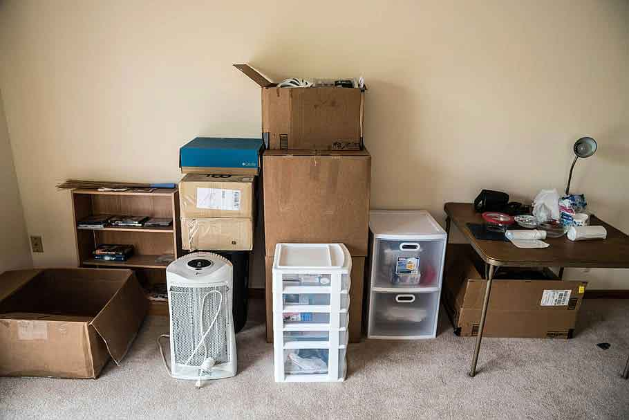 Consideraciones al mudarse a una nueva vivienda